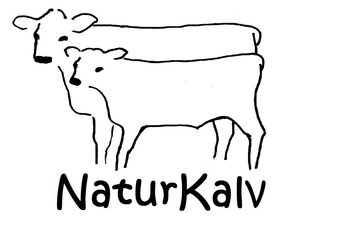 Naturkalv